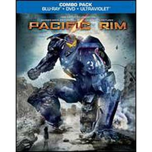 Pacific Rim [2 Discs] [Includes Digital Copy] [UltraViolet] [Blu-ray/DVD] COLOR/WSE DHMA/DD5.1/DD2