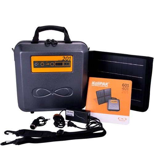 KaliPAK 201 192-Watt Hour Portable Generator Kit