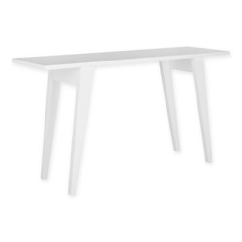 Safavieh Manny Console Table in White