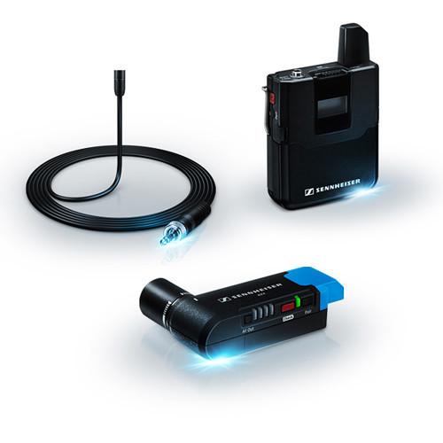 AVX Camera-Mountable Lavalier Pro Digital Wireless Set (MKE2 Lavalier)