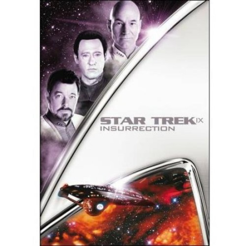Star Trek: Insurrection [Blu-ray] [1998]