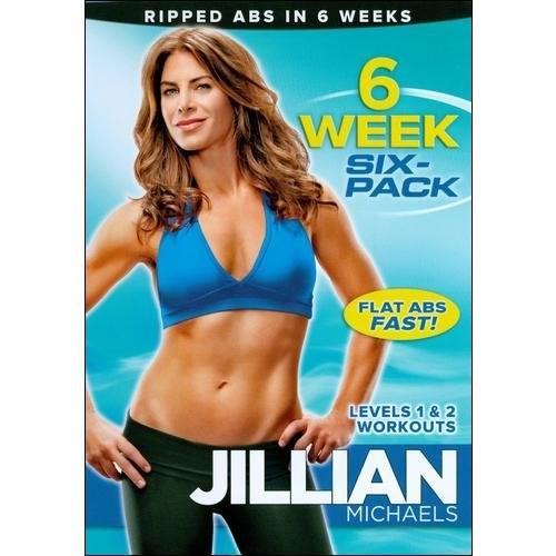 Jillian Michaels: 6 Week Six-Pack [DVD] [2010]