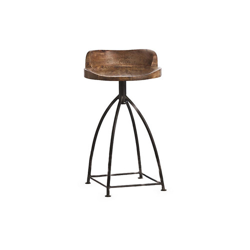 Henson Counter Stool, Brown