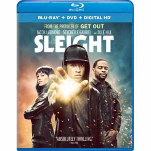 Sleight [Blu-Ray] [DVD] [Digital HD]