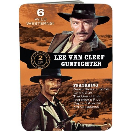 Lee Van Cleef Gunfighter