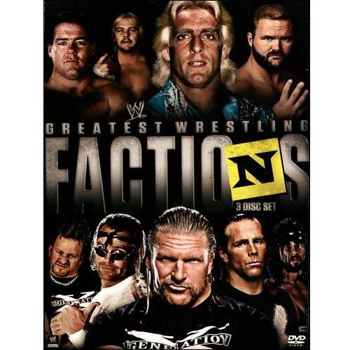 Wrestling Factions