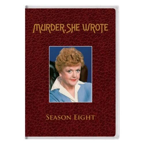 Murder, She Wrote: Season Eight (DVD) [Murder, She Wrote: Season Eight DVD]