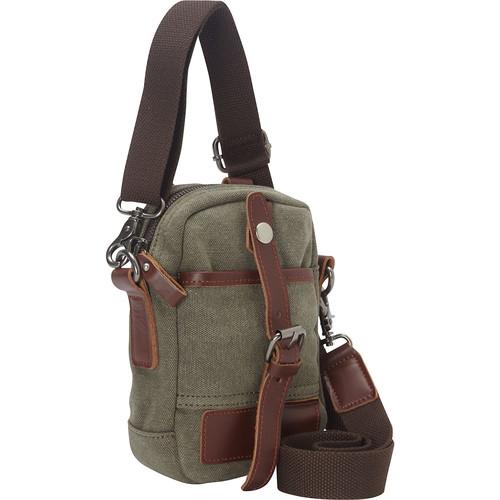 Vagabond Traveler Canvas Stylish Mini Shoulder Bag