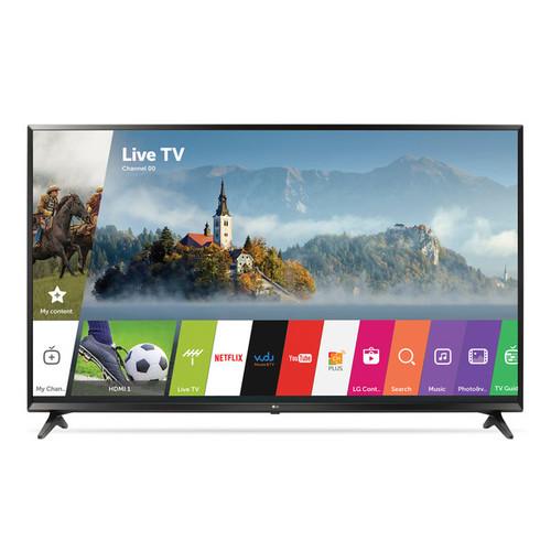 LG 43-inch Class 4K UHD 120HZ HDR LED 43UJ6300 Television