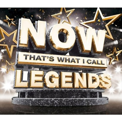 Now That's What I Call Legends [CD]
