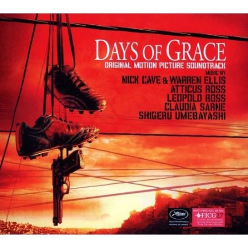Days of Grace [Original Motion Picture Soundtrack] [CD]