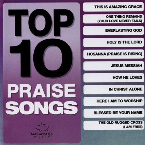 Top 10 Praise Songs [CD]