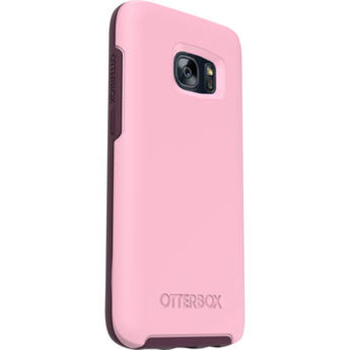 OtterBox Symmetry Series Case for Samsung Galaxy S7 Smartphone, Rose 77-53062