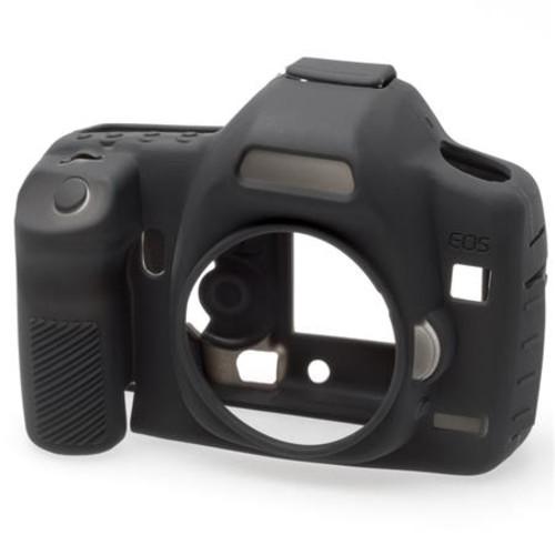 easyCover Silicon Case for Canon 5D Mark II Cameras, Black EA-ECC5D2B