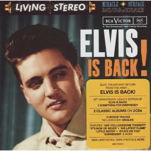 Elvis Presley - Elvis Is Back