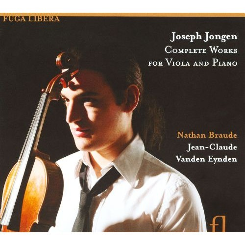 Complete Works For Viola & Piano - CD