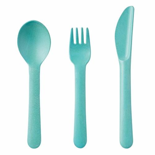 Bambino Aqua Cutlery Set