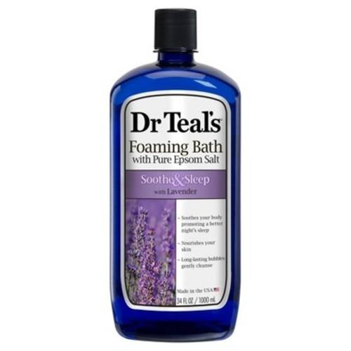Dr Teal's Soothe & Sleep Lavender Foaming Bath - 34 fl oz