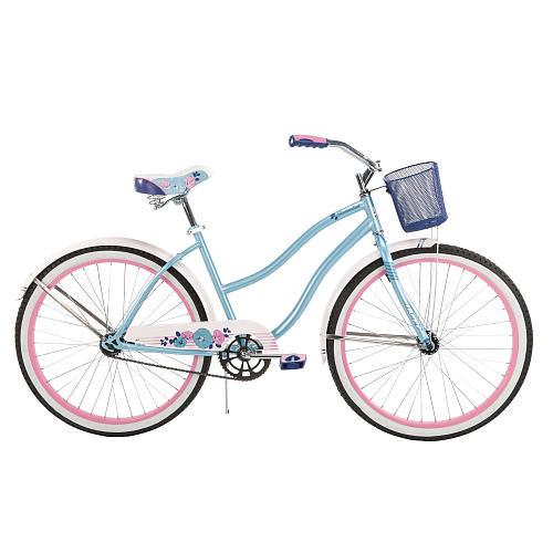 Womens 26 inch Huffy Summerland Cruiser Bike
