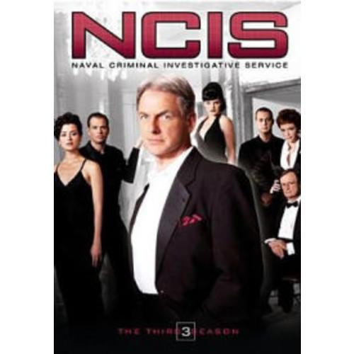 NCIS: The Third Season (6 Discs) (dvd_video)