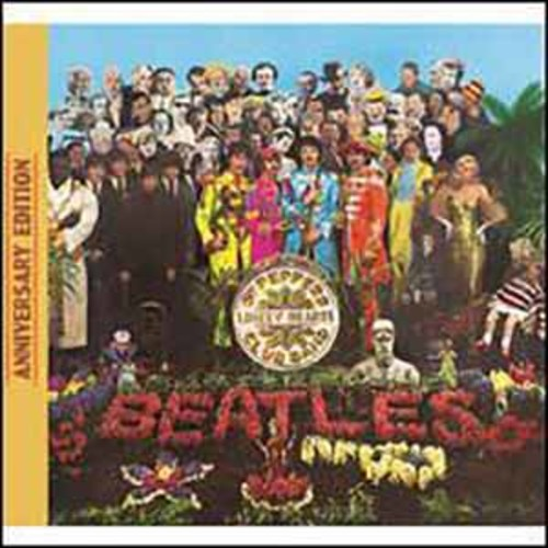 The Beatles - Sgt. Pepper's Lonely Hearts Club Band [Audio CD]
