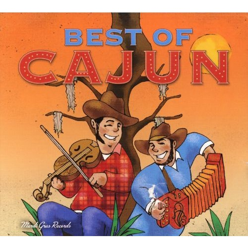 Best of Cajun [CD]