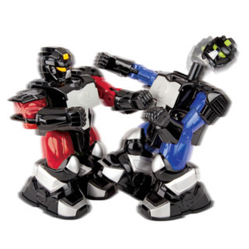 CIS Yellow Fighting Robot