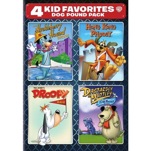 4 Kid Favorites: Dog Pound Pack [DVD]
