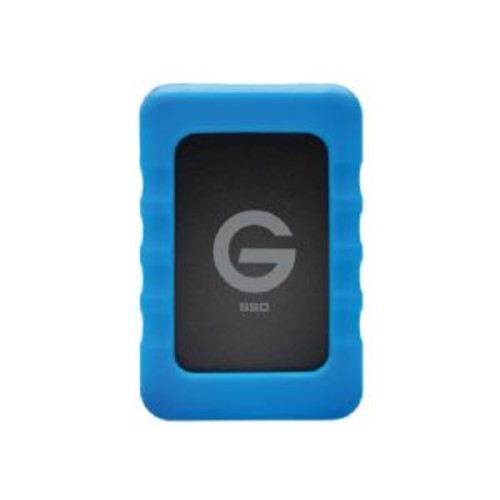 G-Technology G-DRIVE ev RaW SSD - Solid State Drive, 1TB, External/ Portable, 2.5