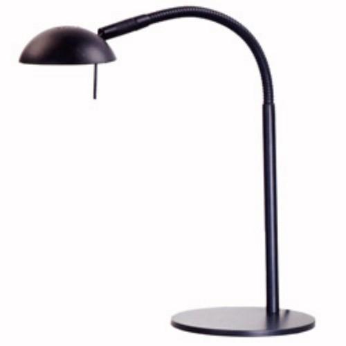 Kenroy Home Basis Desk Lamp, Black