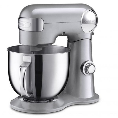 Cuisinart SM-50BC Chrome 5.5-quart Stand Mixer