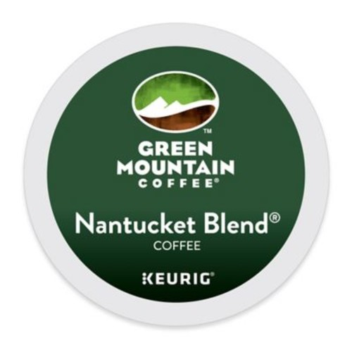 Keurig K-Cup Pack 48-Count Green Mountain Coffee Nantucket Blend Value Pack
