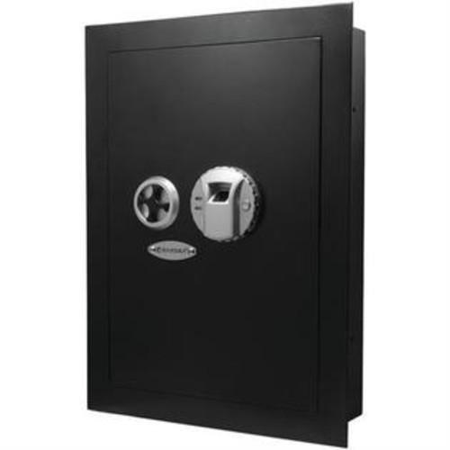 Barska AX12038 .52 Cubic ft Biometric Wall Safe
