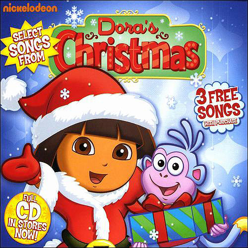 Dora the Explorer: Dora's Christmas Carol Adventure [DVD]