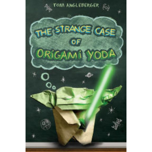 The Strange Case of Origami Yoda (Origami Yoda Series #1)