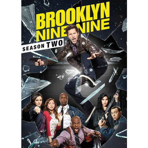 Brooklyn Nine-Nine: Season Two [3 Discs] [DVD]