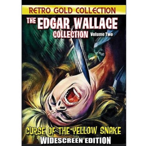 Edgar Wallace Collection Vol.2: Curse of the Yellow Snake