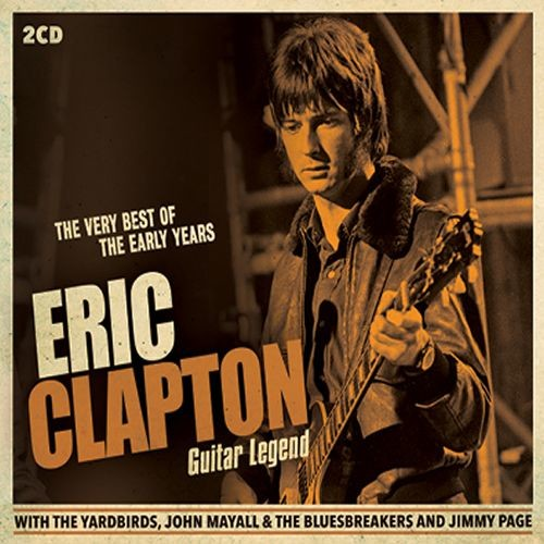 Guitar Legend: The Very Best of the Early Years [CD]