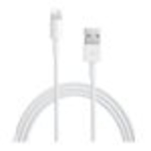 4XEM 3Ft 8-Pin Lightning To USB Cable For iPhone/iPod/iPad (White) - Lightning/USB for iPad, iPhone, iPod - 3 ft - 1 x Lightning Male Proprietary Connector - 1 x Type A Male USB - White - 4XLIGHTNING3
