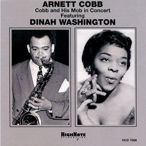Cobb & His Mob In Concert CD (2000)