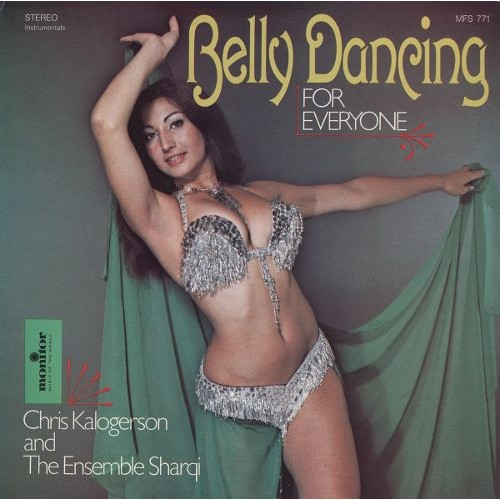Belly Dancing for Everyone [CD]