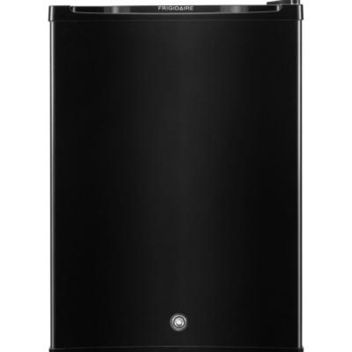 Frigidaire 2.4 cu. ft. Mini Refrigerator with Freezer in Black, ENERGY STAR