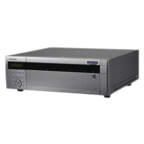 Panasonic i-Pro WJ-ND400 - Standalone NVR - 64 channels - 1 x 4 TB - networked - rack-mountable (WJND400/4000T4)