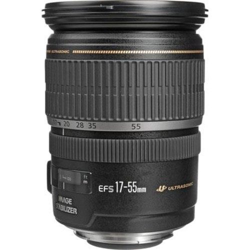 Canon EF-S 17-55mm f/2.8 IS USM Lens, USA 1242B002