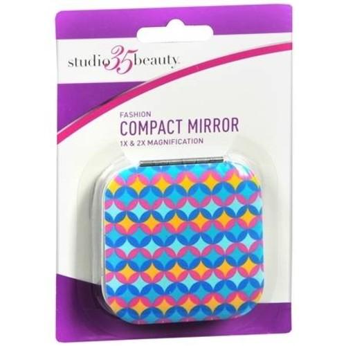 Studio 35 Beauty Fashion Compact Mirror