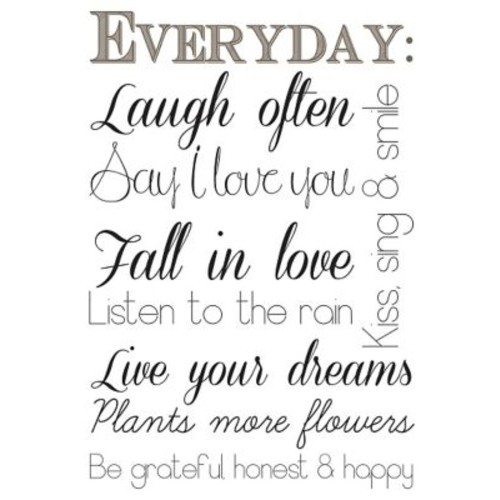 WallPops! Everyday Quotes Wall Decal
