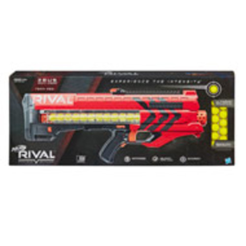 Nerf Rival Zeus MXV 1200 - Red