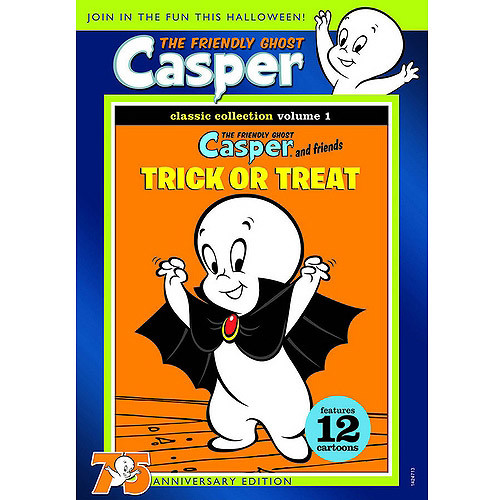 Casper The Friendly Ghost: Classic Collection, Volume 1 - Trick Or Treat (75th Anniversary Edition) (Full Frame)