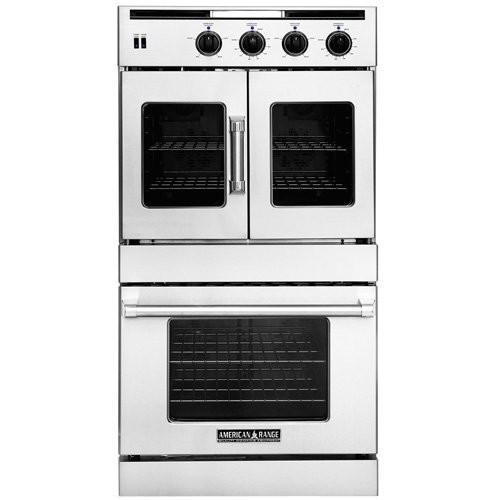 American-Range Legacy Series 30 In. Stainless Steel Gas Wall Oven - AROFSG230N