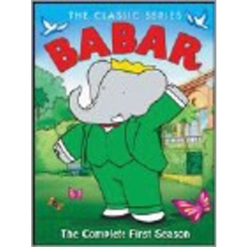 Babar: The Classic Series - The Complete First Season [2 Discs] [DVD]